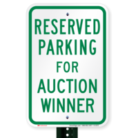 Rich Hill Tiger Pride Parking Lot Auction