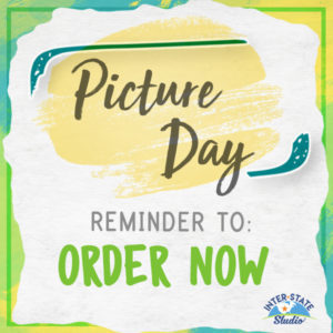 Picture Day is Coming-Sept. 13th