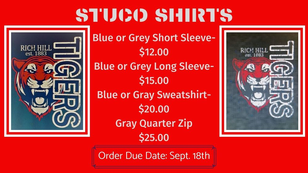 STUCO Shirts For Sale
