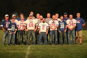 MSHSAA to Recognize 1999 Football Team