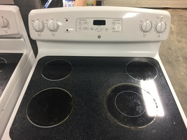 Two  Electric Stoves Listed as Surplus Property