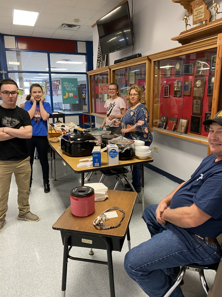 Band chili supper